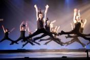 大手テーマパークに、現在約80名がダンサー、シンガー、アクターとしてレギュラー出演中!